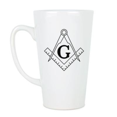 Чашка Латте 'Масон'