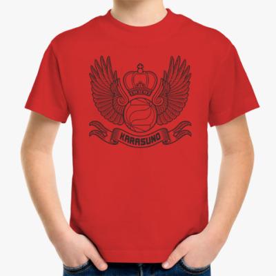 Детская футболка Haikyuu!! Волейбол!!