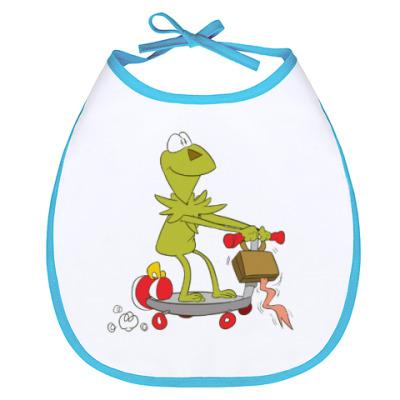Слюнявчик Kermit the Frog