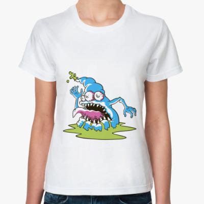 Классическая футболка Monsters / 3-4
