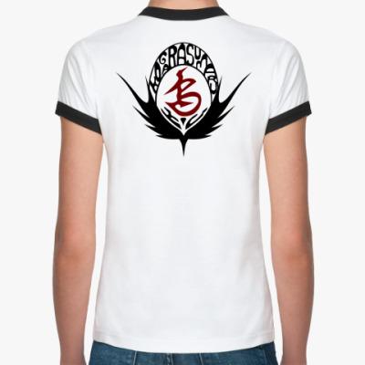 Женская футболка Ringer-T Kogarasumaru