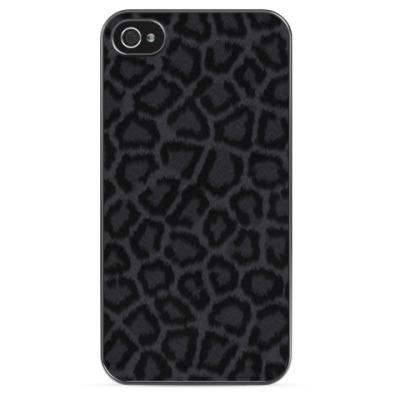 Чехол для iPhone Шкурка Жирафа