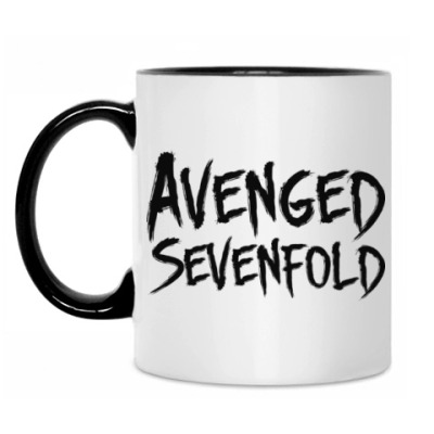 Кружка Avenged Sevenfold