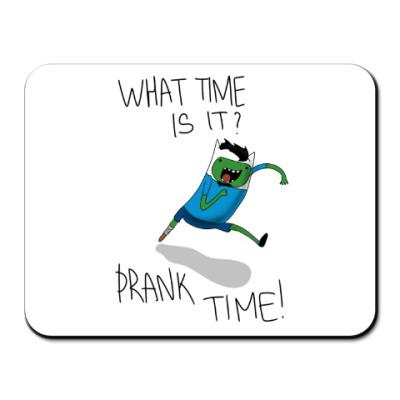 Коврик для мыши Prank Time