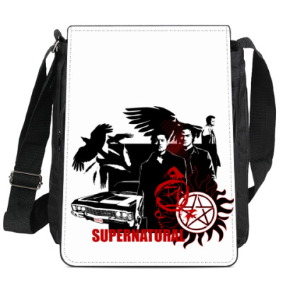 Сумка-планшет Supernatural
