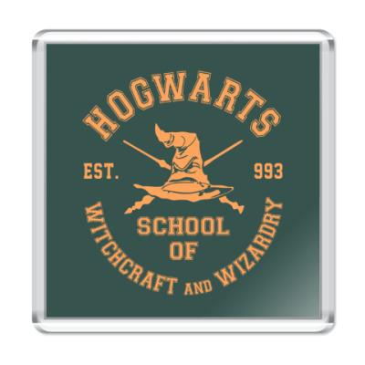 Магнит Hogwarts