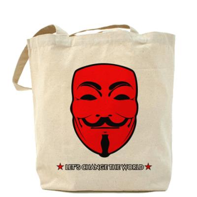 "Сумка сумка "" Анонимус"""