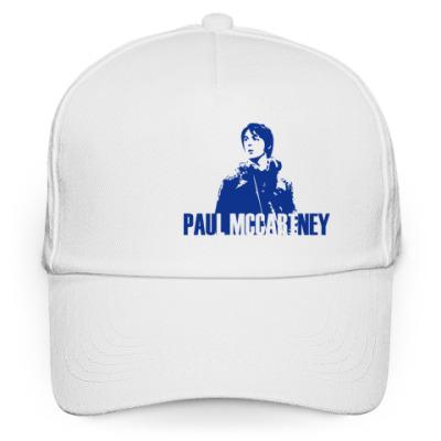 Кепка бейсболка Paul McCartney