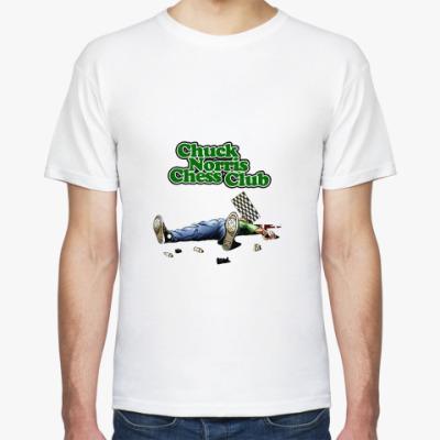 Футболка Chuck Norris