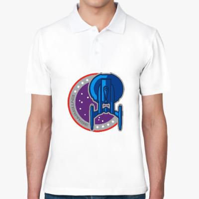Рубашка поло Star Trek: Enterprise