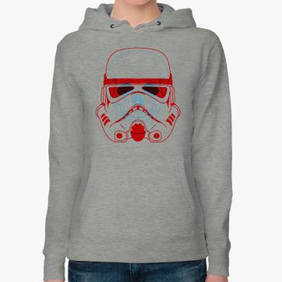 Женская толстовка худи Imperial Stormtrooper