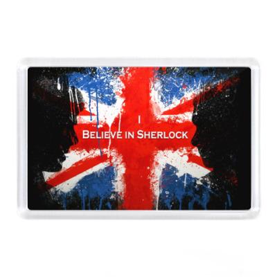 Магнит Шерлок(Sherlock)