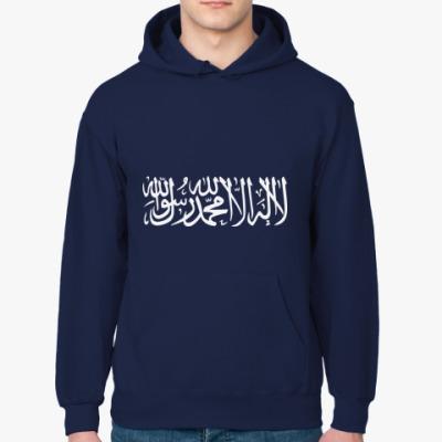 Толстовка худи  Арабеска