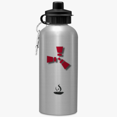 Спортивная бутылка/фляжка RUST