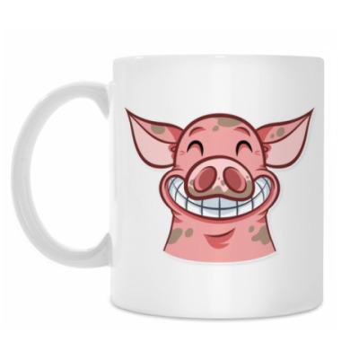 Кружка Smile Piggy