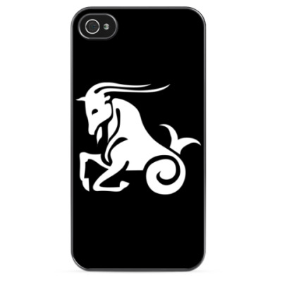 Чехол для iPhone Знаки зодиака: Козерог