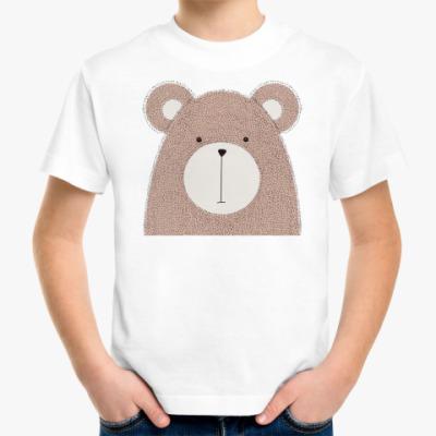 Детская футболка Мишка Тедди