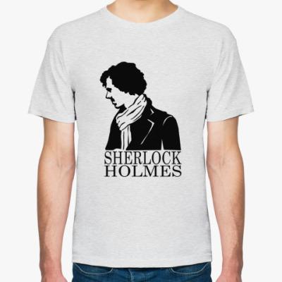 Футболка Шерлок Холмс