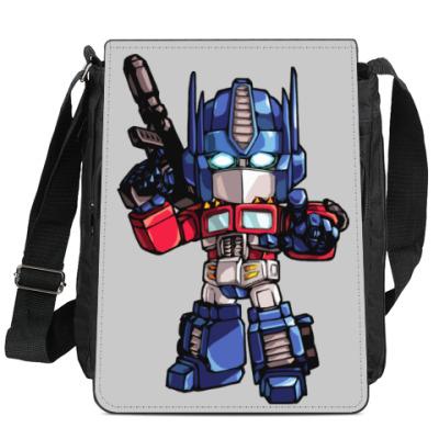 Сумка-планшет Optimus Prime