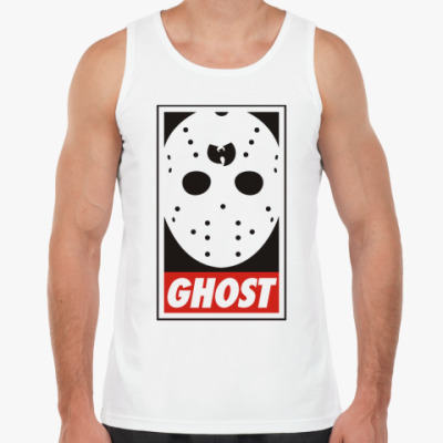 Майка Ghost Wu tang