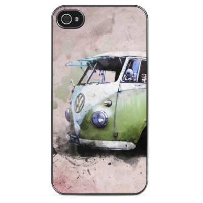 Чехол для iPhone VW