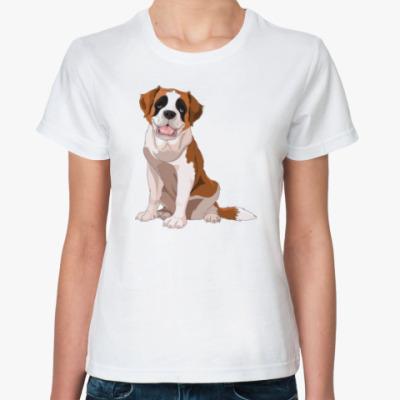 Классическая футболка с Собаками