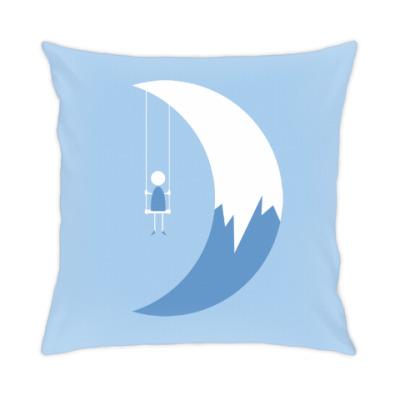 Подушка Качели на Луне