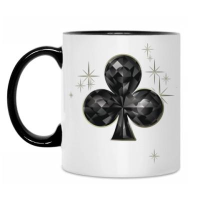 Кружка Черные кресты