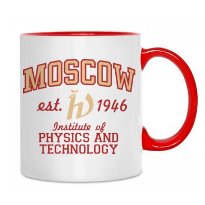 Кружка МФТИ - Физтех, Москва