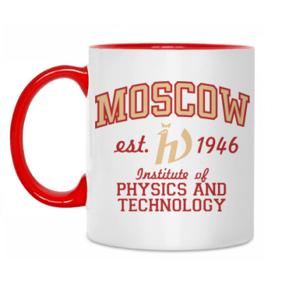 Кружка Кружка МФТИ - Физтех, Москва