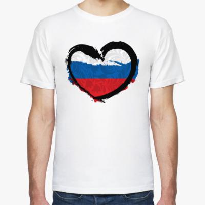Футболка Из России с Любовью
