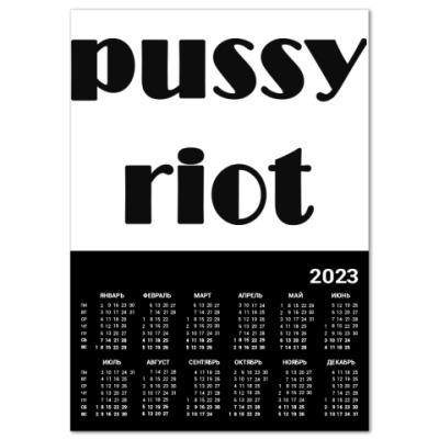 Календарь Pussy Riot
