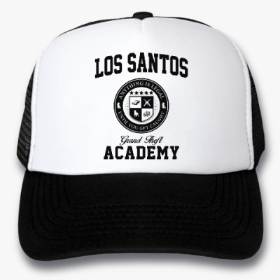 Кепка-тракер Los Santos Grand Theft Academy