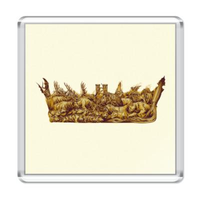 Магнит Игра Престолов: Корона