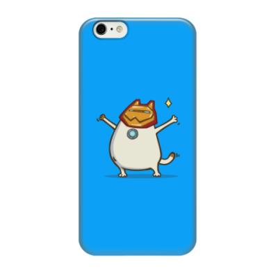 Чехол для iPhone 6/6s Айронкот — Пятничный Котик №32