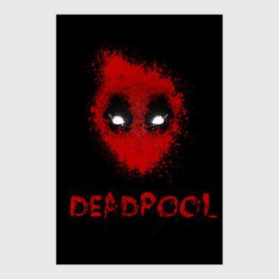 Постер Deadpool