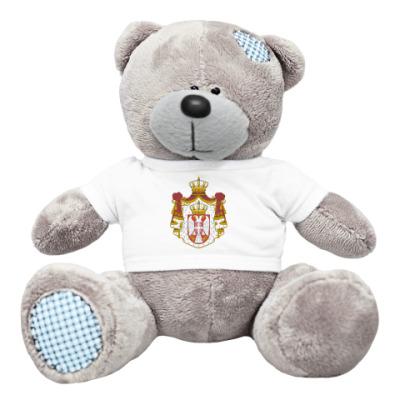 Плюшевый мишка Тедди Сербия