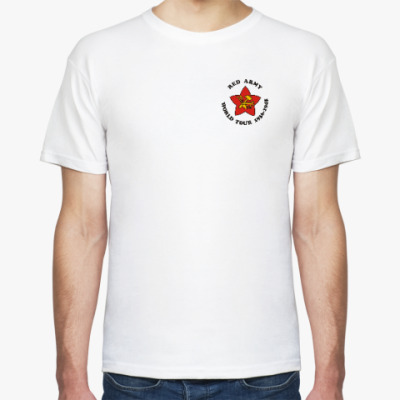 Футболка Красная Армия двусторонняя