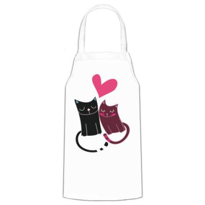 Фартук Милые котики
