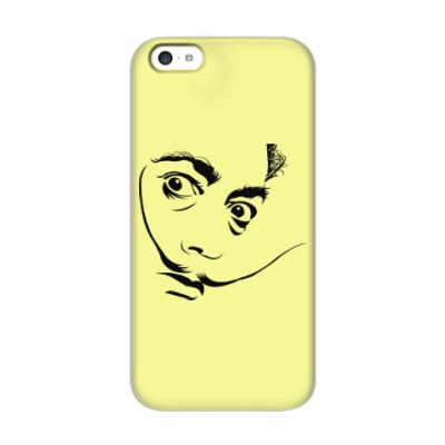 Чехол для iPhone 5c Сальвадор Дали