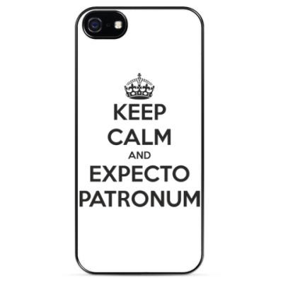 Чехол для iPhone Expecto patronum
