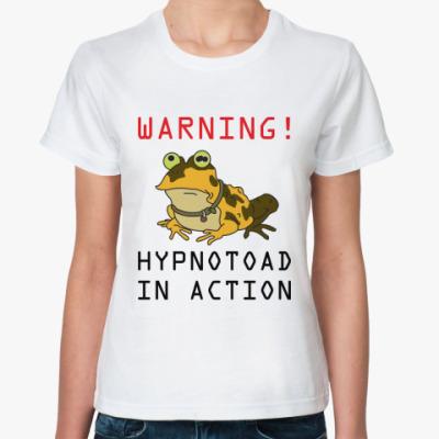 Классическая футболка Гипножаба