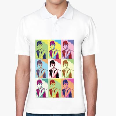 Рубашка поло Audrey Hepburn