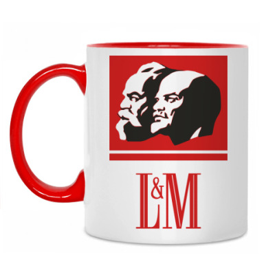 Кружка L&M [NEW]