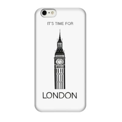 Чехол для iPhone 6/6s London