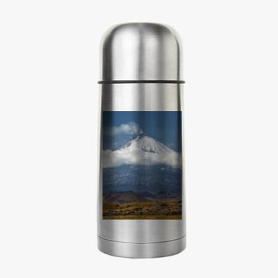 Термос Ключевской вулкан, Камчатка