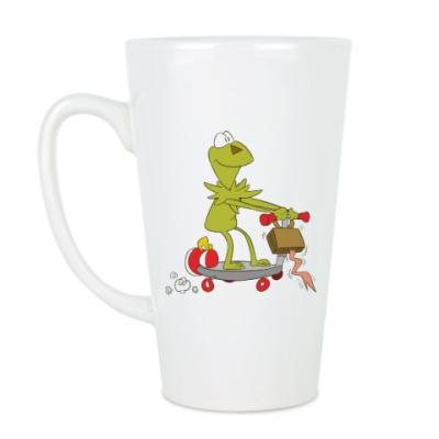 Чашка Латте Kermit the Frog