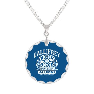 Кулон Gallifrey University Alumni