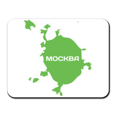Коврик для мыши Москва