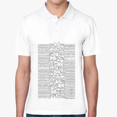 Рубашка поло Cat Division